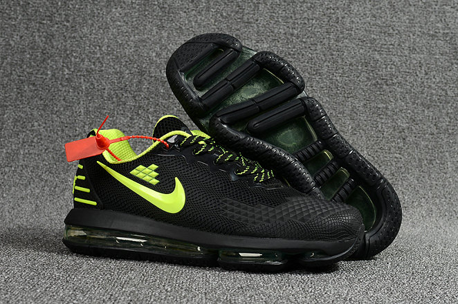 Cheap Wholesale NikeLab Air Max x Cheap Wholesale Nike Air Max 2019 Fluorescent Green Black