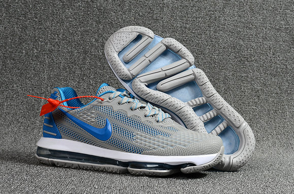 Cheap Wholesale NikeLab Air Max x Cheap Wholesale Nike Air Max 2019 Grey Blue