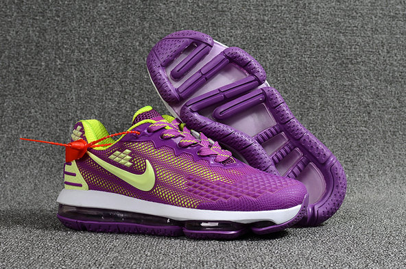 Cheap Wholesale NikeLab Air Max x Cheap Wholesale Nike Air Max 2019 Purple Fluorescent Green
