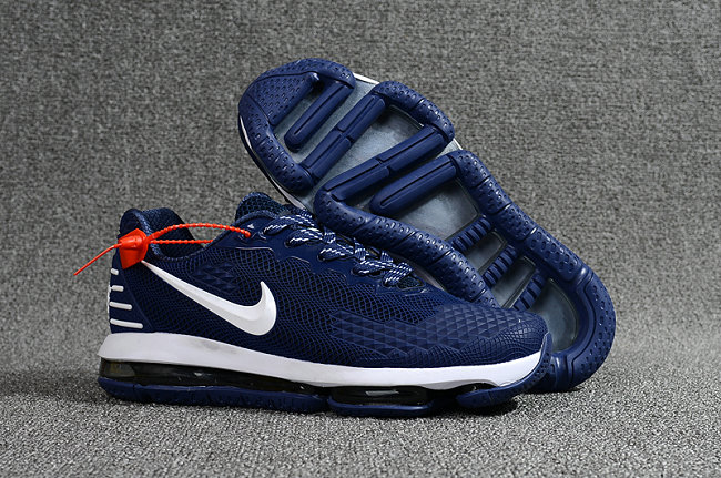 Cheap Wholesale NikeLab Air Max x Cheap Wholesale Nike Air Max 2019 White Navy Blue