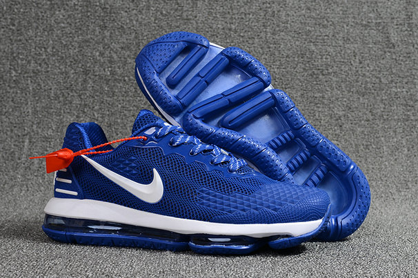 Cheap Wholesale NikeLab Air Max x Cheap Wholesale Nike Air Max 2019 White Royal Blue