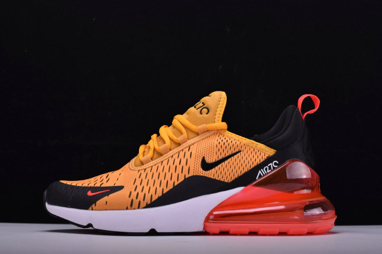 Cheap Wholesale NikeLab Air Max x Cheap Wholesale Nike Air Max 270 Arrives In Black University Gold-Hot Punch-White