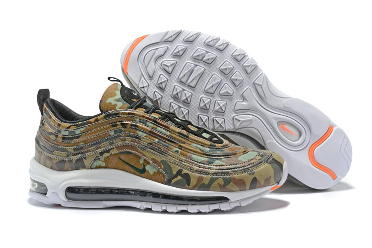 Cheap Wholesale NikeLab Air Max x Cheap Wholesale Nike Air Max 97 Country Camo USA