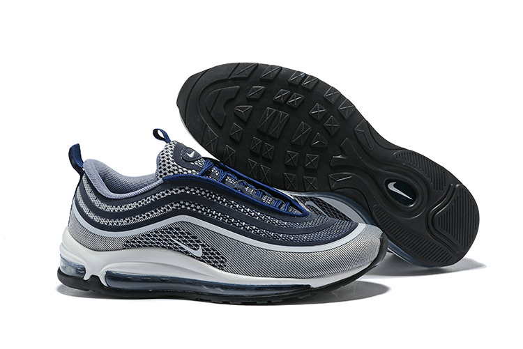 outlet store 7b613 7a134 Cheap Wholesale NikeLab Air Max x Cheap Wholesale Nike Air Max 97 Ultra  Navy Blue Grey White