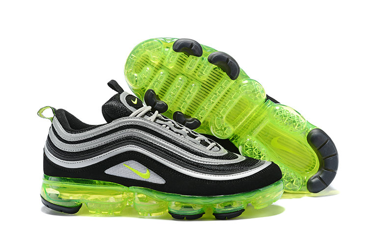 Cheap Wholesale NikeLab Air Max x Cheap Wholesale Nike Air Max 97 x Air Vapor Max Black Volt