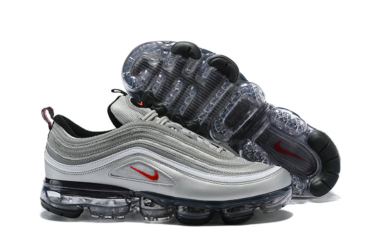 Cheap Wholesale NikeLab Air Max x Cheap Wholesale Nike Air Max 97 x Air Vapor Max Silver Bullet