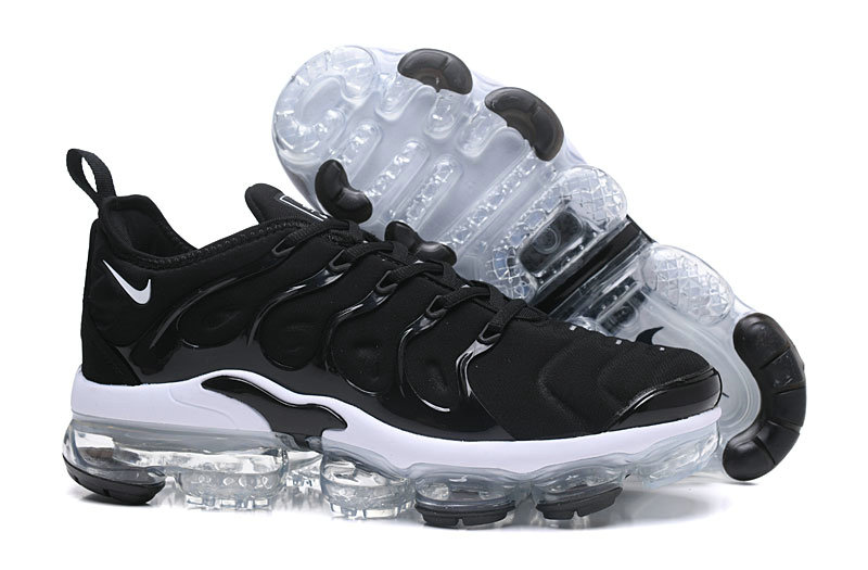 Cheap Wholesale NikeLab VaporMax x Cheap Wholesale Nike Air Vapormax Plus Black Grey White