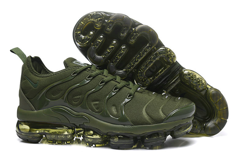 Cheap Wholesale NikeLab VaporMax x Cheap Wholesale Nike Air Vapormax Plus Cargo Khaki-Sequoia-Clay Green
