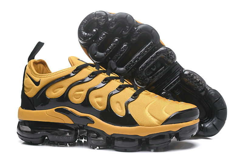 Cheap Wholesale NikeLab VaporMax x Cheap Wholesale Nike Air Vapormax Plus Total Yellow Black