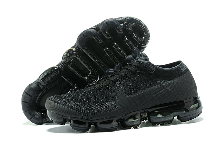 b68407ee7a556 Cheap Wholesale NikeLab VaporMax x Cheap Wholesale Womens Nike VaporMax  Triple Black Dropping on Air Max
