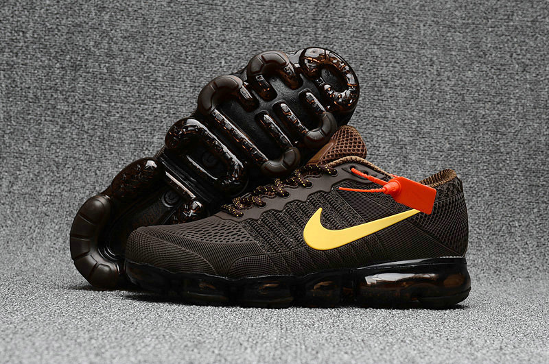 2018 Cheap Wholesale Nike Air Max 2018 Brown Yellow