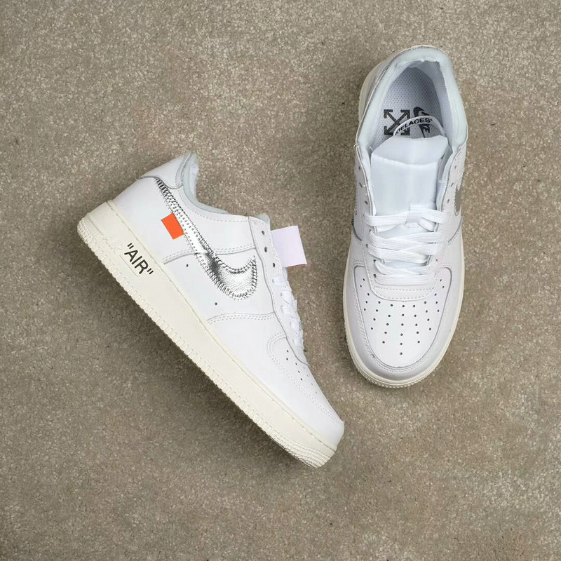 zapatos nike off white