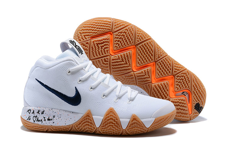 5e1acc08fc52 Cheap Wholesale Nike Kyrie Shoes x Cheap Wholesale Nike Kyrie 4 Uncle Drew  Flim Black White