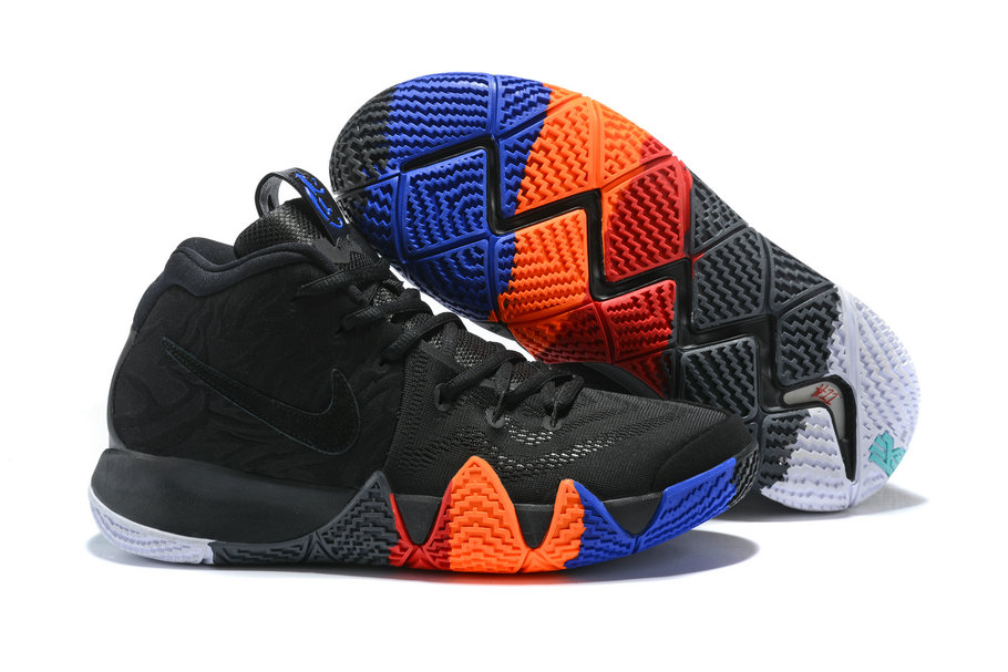 01d605f2690a Cheap Wholesale Nike Kyrie Shoes x Cheap Wholesale Nike Kyrie 4 Year of the  Monkey Anthracite