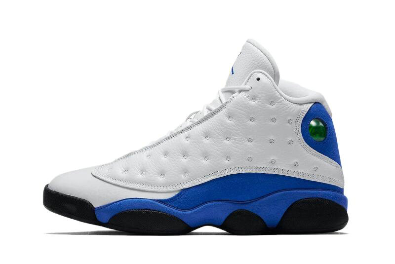 Cheap Wholesale 2018 New Air Jordan 13 Hyper Royal White Hyper Royal-Black 414571-117