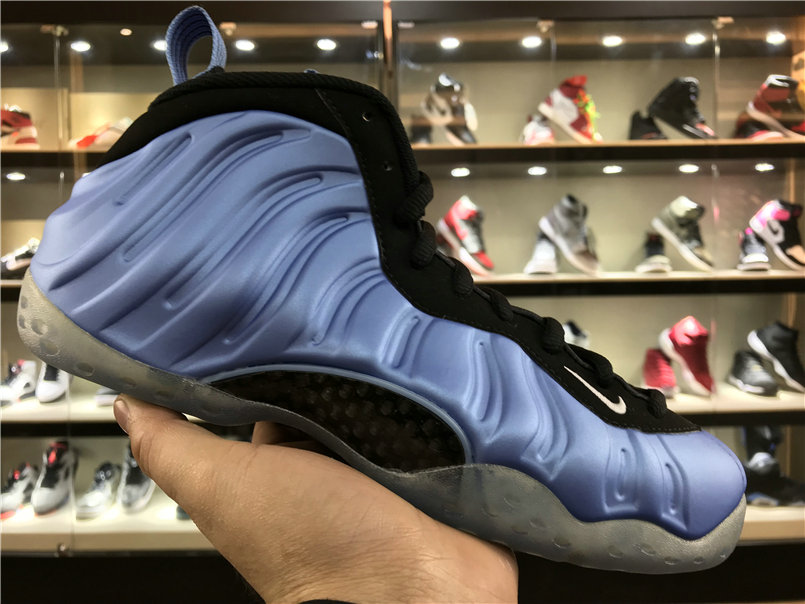 Cheap Wholesale Nike Foamposite x Cheap Wholesale Nike Air Foamposite One University Blue