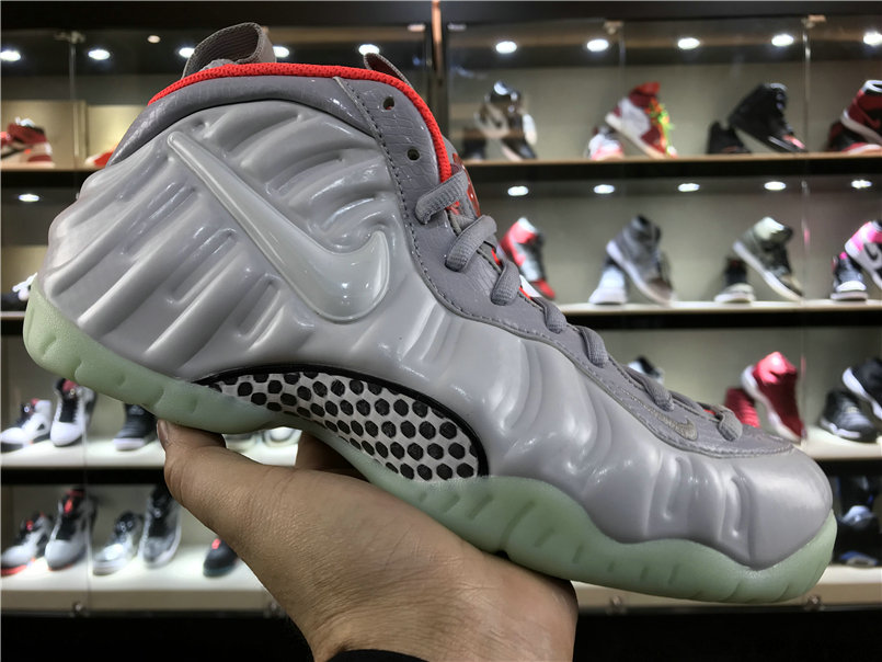 Cheap Wholesale Nike Foamposite x Cheap Wholesale Nike Air Foamposite Pro Pure Platinum