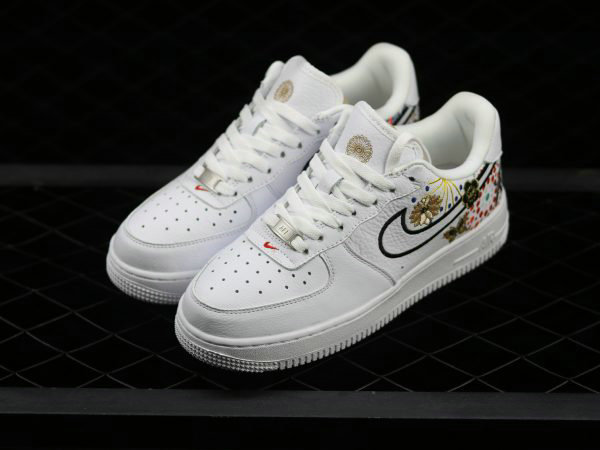 Cheap Wholesale 2018 Nike Air Force 1 Low CNY Fireworks For Sale 7ee546241