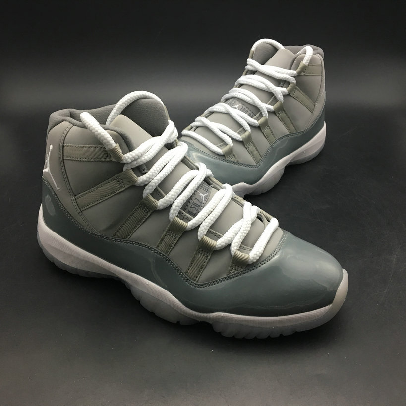 2018 Nike Air Jordan 11 Retro Cool Grey Cheap Wholesale Sale