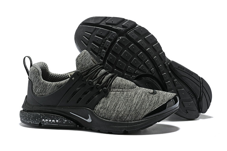 2018 Nike Air Presto BR QS Grey Black Cheap Wholesale Sale