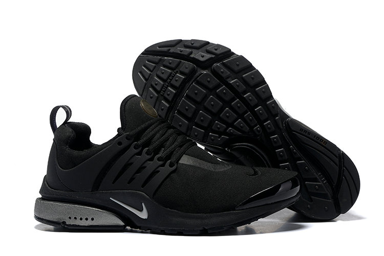 2018 Nike Air Presto BR QS Triple Black Cheap Wholesale Sale