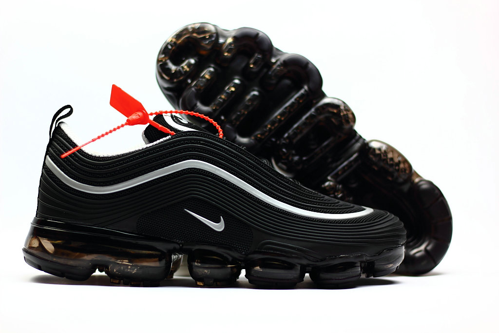 fd64a197eefff 2018 New Arrival Nike Air VaporMax 97 University Red Black - China ...