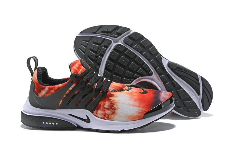 Cheap Wholesale Nike Air Presto x Cheap Wholesale Nike Air Presto Orange Red Black White