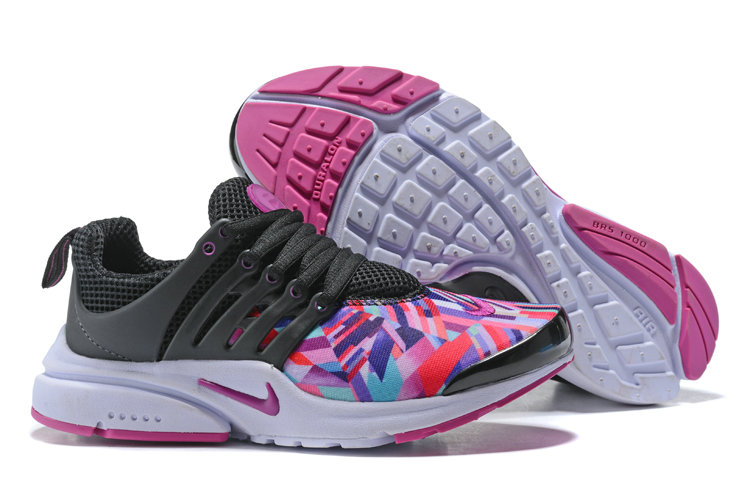 Cheap Wholesale Nike Air Presto x Cheap Wholesale Womens Nike Air Presto Black Purple White