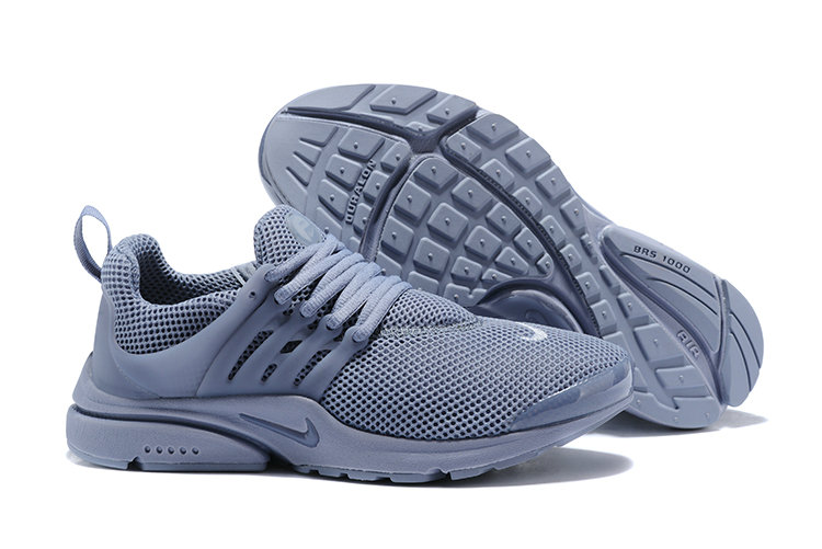 Cheap Wholesale Nike Air Presto x Cheap Wholesale Womens Nike Air Presto TP QS Triple Grey