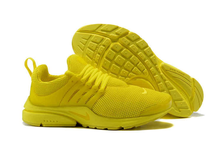 Cheap Wholesale Nike Air Presto x Cheap Wholesale Womens Nike Air Presto TP QS Yellow