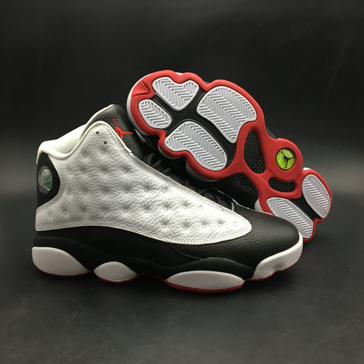 Cheapest Wholesale Sale Nike Air Jordan 13 (XIII) He Got The Game For Mens