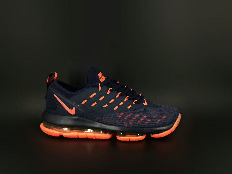 Cheapest Wholesale Sale Nike Air Maxs 2019 Navy Blue Orange For Mens