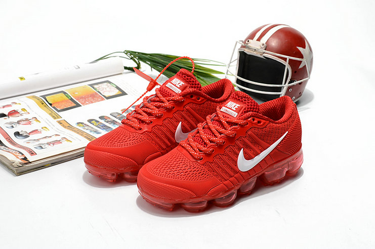 Cheapest Wholesale Sale Nike Air VaporMax For Kids University Red