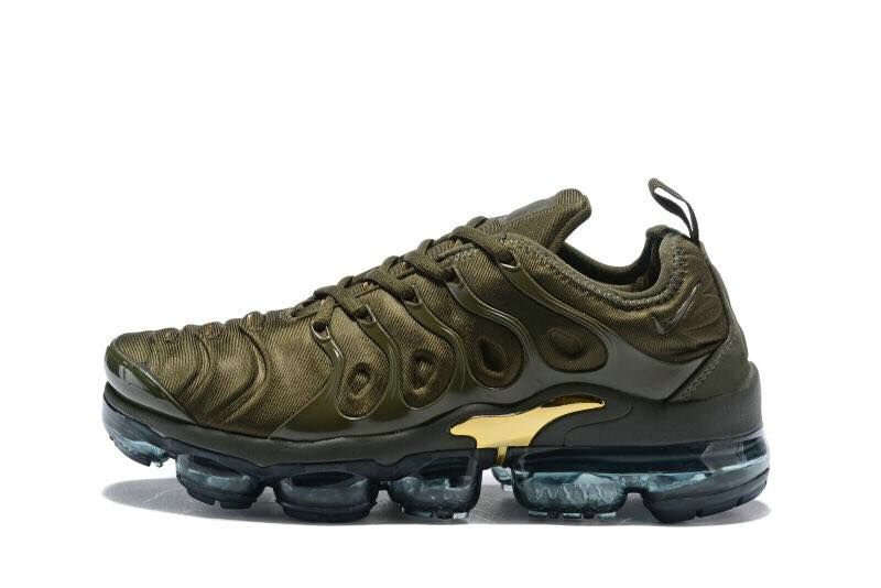 0cc21f708c6a Cheapest Wholesale Sale Nike Air VaporMax Plus Womens Gold Army Green