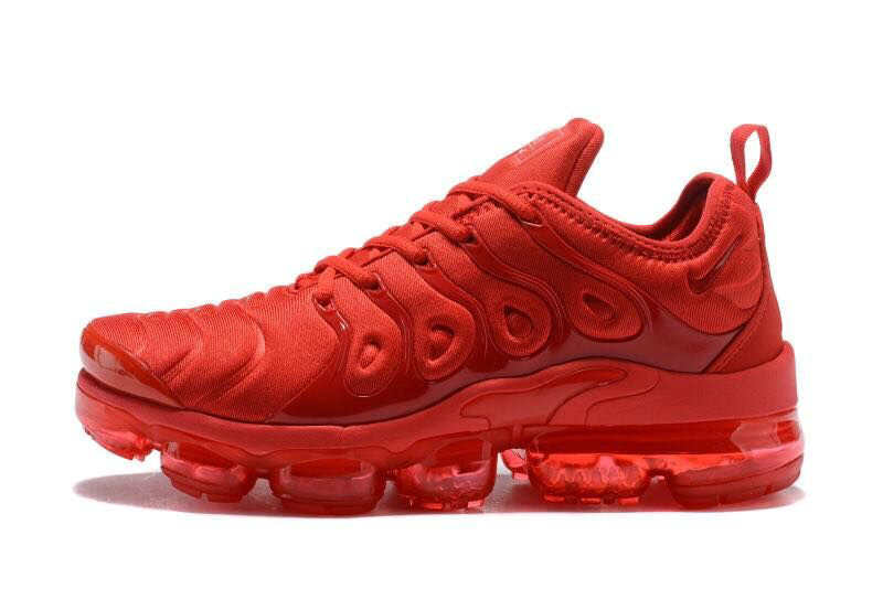 Cheapest Wholesale Sale Nike Air VaporMax Plus Womens Triple Red