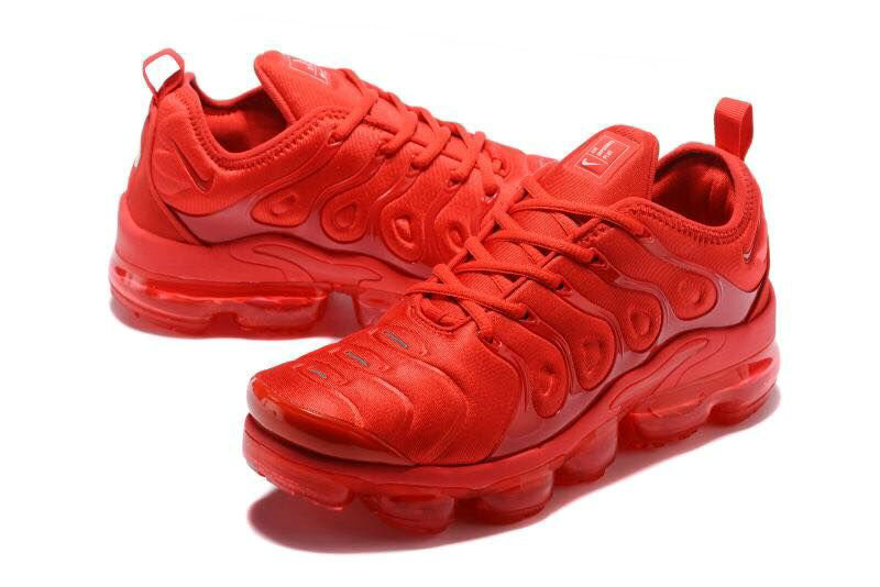 2024069dabd36 ... Cheapest Wholesale Sale Nike Air VaporMax Plus Womens Triple Red ...