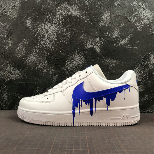 Wholesale Cheap 2019 Cheap Nike Air Force 1 07 Low Unisex Casual Shoes White Grey 315122-136