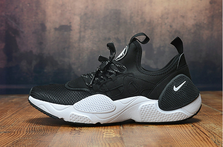 Wholesale Cheap 2019 Cheap Nike Air Huarache 8 Edge TXT OG Black White