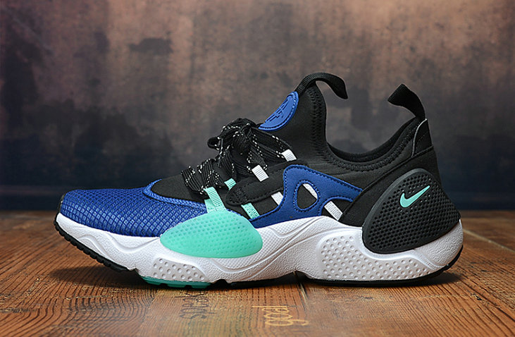 Wholesale Cheap 2019 Cheap Nike Air Huarache 8 Edge TXT OG Jade Blue White