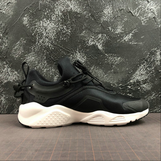 Wholesale Cheap 2019 Cheap Nike Air Huarache City Move Black White AO3172-001