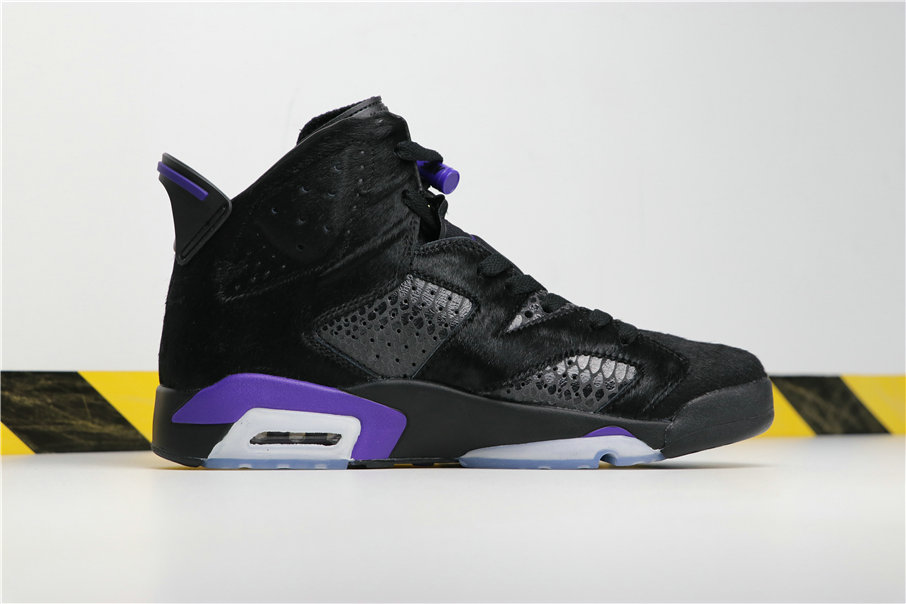 Wholesale 2019 Cheap Nike Air Jordan 6 PRM Pony Hair AR2257-005