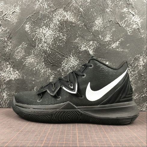 Wholesale Cheap 2019 Cheap Nike Kyrie 5 UConn Huskies AO2919-002 Mens Basketball Shoes Irving Sneakers