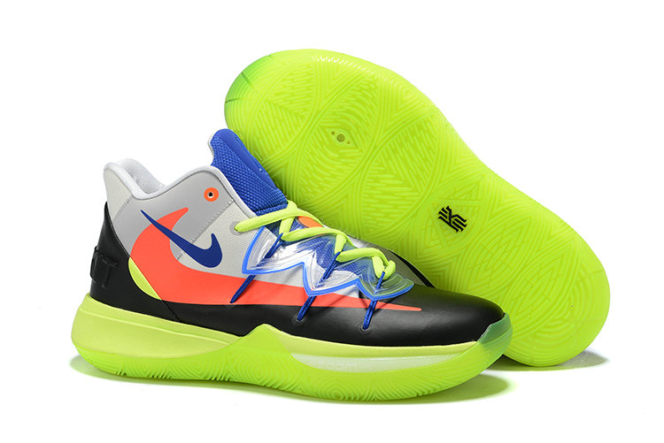 Wholesale Cheap 2019 Cheap Nike Kyrie Irving 5 All Star TV PE 5 Rokit All-Star CJ7899-900