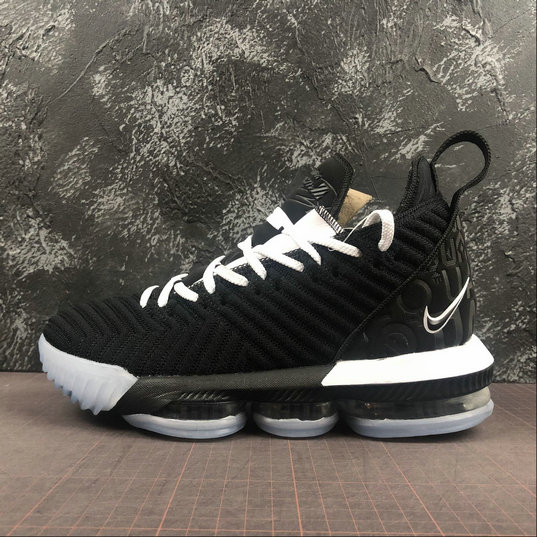 Wholesale Cheap 2019 Cheap Nike LeBron 16 Im King Black Gold AQ2465-007
