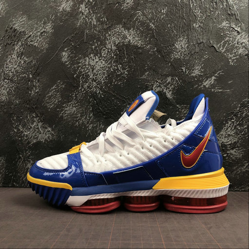 Wholesale Cheap 2019 Cheap Nike LeBron 16 XVI SB EP Superman CD2450-100