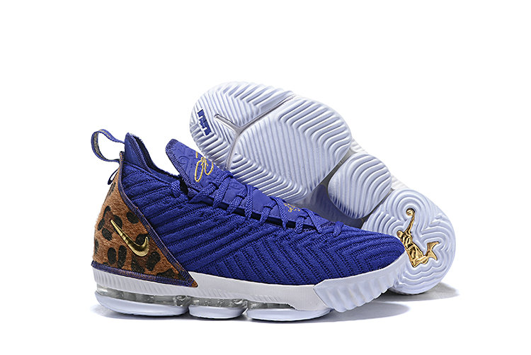 Wholesale Cheap 2019 Cheap Nike Lebron 16 King Mens Court Purple Metallic Gold Ao2588-500