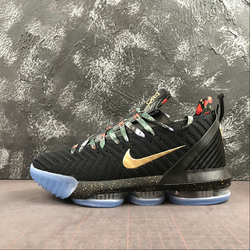 Wholesale Cheap 2019 Cheap Nike Lebron XVI KC EP 16 Watch the Throne James NBA All Star CI1517-001