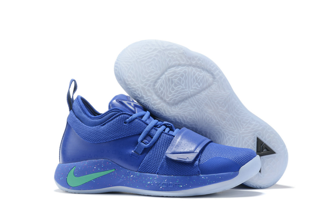 Wholesale Cheap 2019 Cheap Nike PG 2.5 Playstation sneakers