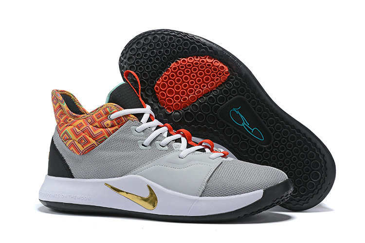 Wholesale Cheap 2019 Cheap Nike PG 3 Black History Month BQ6242-007