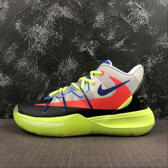 Wholesale Cheap 2019 Cheap ROKIT x Nike Kyrie 5 All-Star Multi-Color CJ7853-900 For Sale